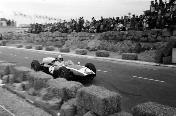 Jack Brabham, Cooper T53 Climax.