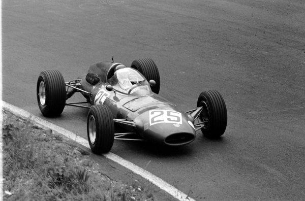 1967 German Grand Prix.Nurburgring, Germany.4-6 August 1967.Brian Hart (Formula 2 Protos Cosworth).World Copyright - LAT Photographic