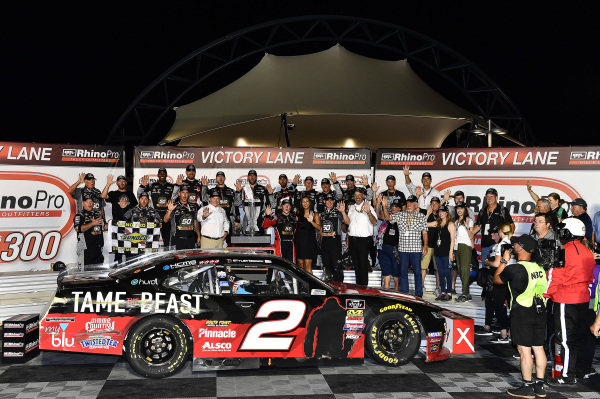 #2: Tyler Reddick, Richard Childress Racing, Chevrolet Camaro TAME the BEAST wins