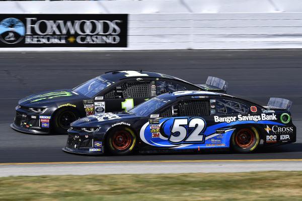 #52: Austin Theriault, Rick Ware Racing, Chevrolet Camaro BANGOR SAVINGS BANK
