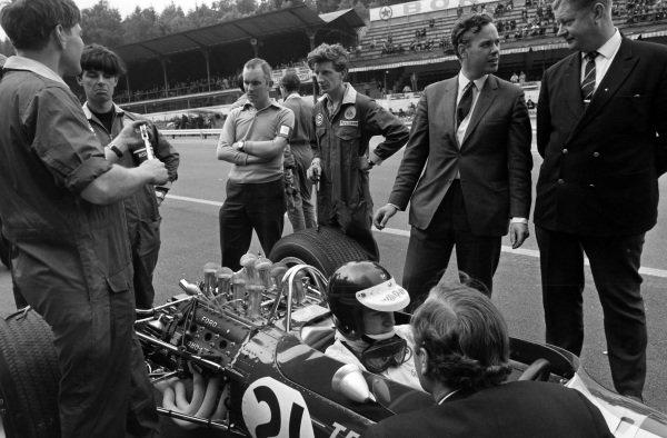 Jim Clark, Lotus 49 Ford.