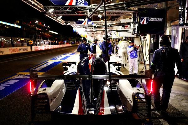 #22 United Autsports Ligier JSP217 - Philip Hanson, Filipe Albuquerque, Paul di Resta