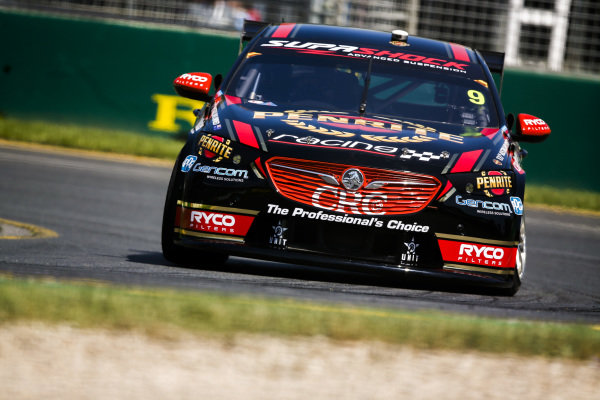 David Reynolds, Erebus Motorsport, Holden