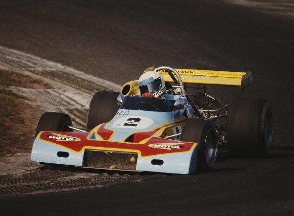 Tim Schenken, Motul Rondel Racing, Brabham BT38 Ford.
