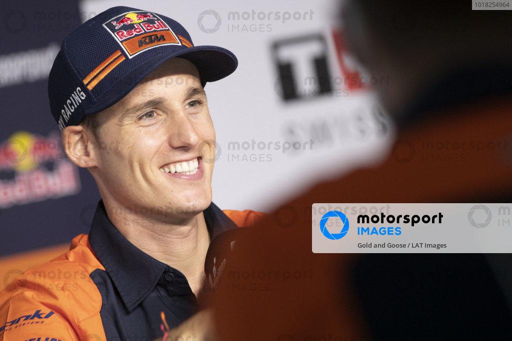 Pol Espargaro, Red Bull KTM Factory Racing.