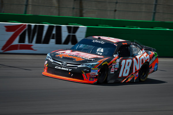 NASCAR XFINITY Series Alsco 300 Kentucky Speedway, Sparta, KY USA Saturday 8 July 2017 Kyle Busch, NOS Energy Drink Rowdy Toyota Camry World Copyright: Barry Cantrell LAT Images