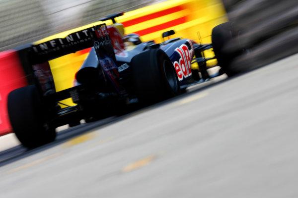 Monte Carlo, Monaco26th May 2011Sebastian Vettel, Red Bull Racing RB7 Renault. Action. World Copyright: Andy Hone/LAT Photographicref: Digital Image CSD_3574