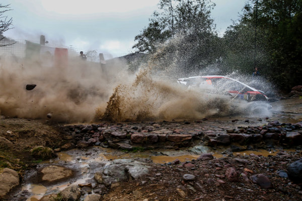 2017 FIA World Rally Championship, Round 03 , Rally Mexico, February 08-12, 2017, Jari-Matti Latvala, Toyota, Action, Worldwide Copyright: McKlein/LAT