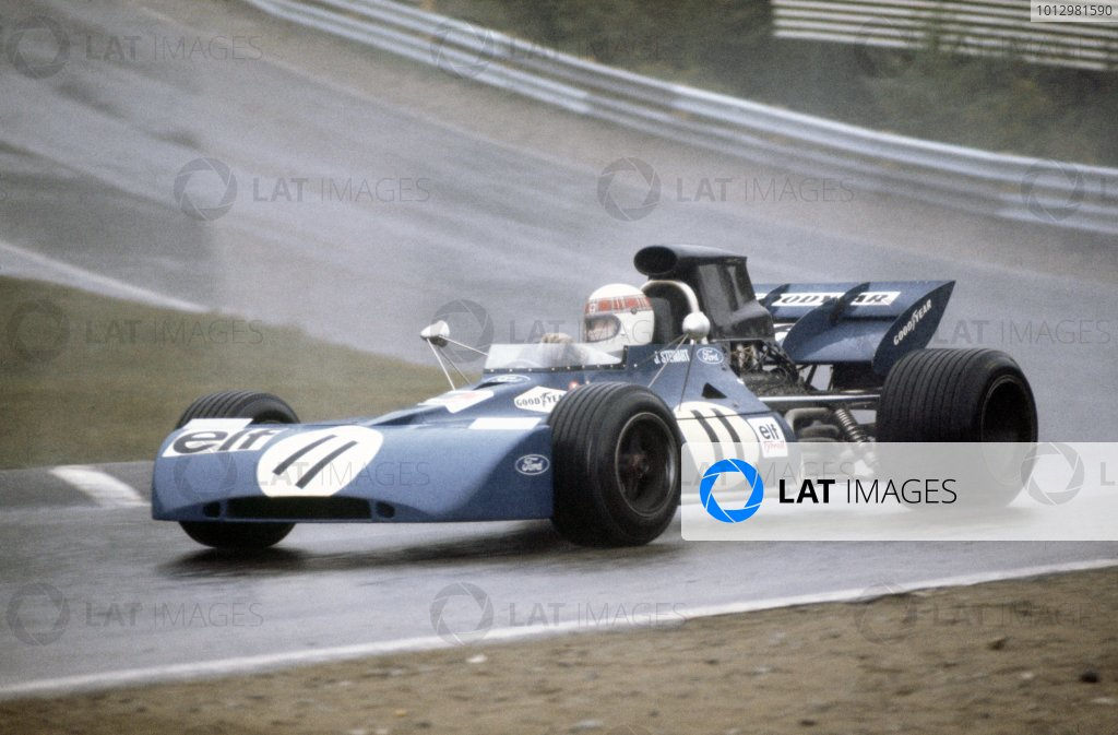 1971 Canadian Grand Prix.Mosport Park, Canada. 19 September 1971. 