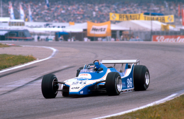 1980 German Grand Prix.