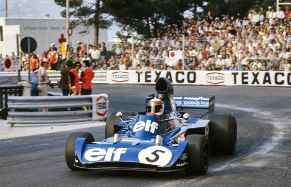 Jackie Stewart, Tyrrell 006 Ford.