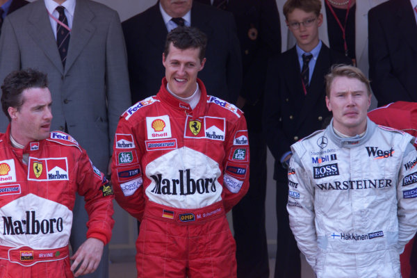 1999 Monaco Grand Prix.