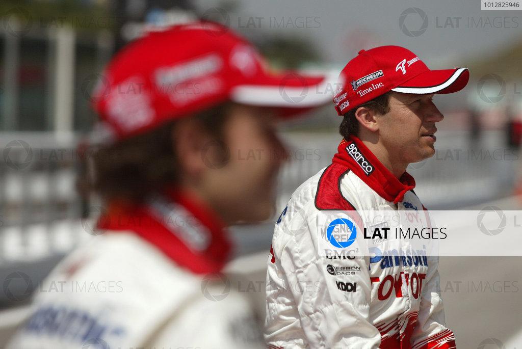 2004 Malaysian Grand Prix - Sunday Race,