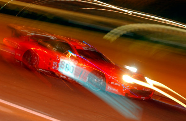 2003 Le Mans 24 HoursLe Mans, France. 11th June 2003Veloqx Prodrive, Ferrari 550 MaranelloWorld Copyright: Jeff Bloxham/LAT Photographicref: digital file only
