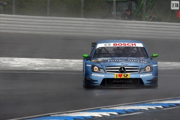 Christian Vietoris (GER), Junge Sterne AMG Mercedes.