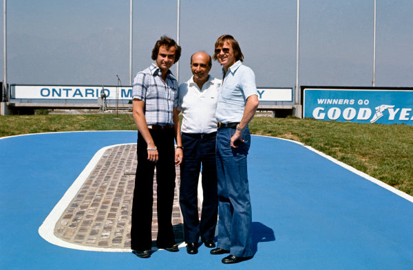 Ontario Motor Speedway, Quebec, Canada.