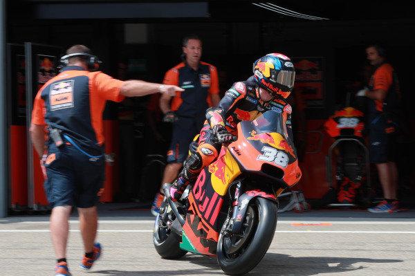Bradley Smith, Red Bull KTM Factory Racing.