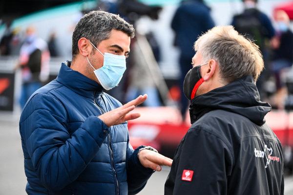 Michael Masi, Race Director, FIA