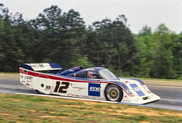 Tom Kendall, MTI, Intrepid RM-1 Chevrolet.
