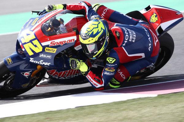 Marcos Ramirez, Tennor American Racing.