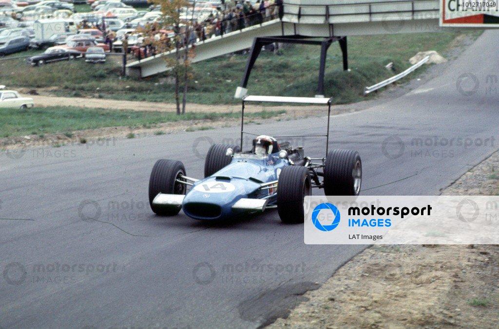 1968 Canadian Grand Prix.