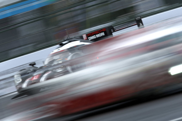 2016 FIA World Endurance Championship, Mexico City, Autodromo Hermanos Rodriguez, 1st-3rd September 2016, Timo Bernhard / Mark Webber / Brendon Hartley - Porsche 919 Hybrid World Copyright. Jakob Ebrey/LAT Photographic