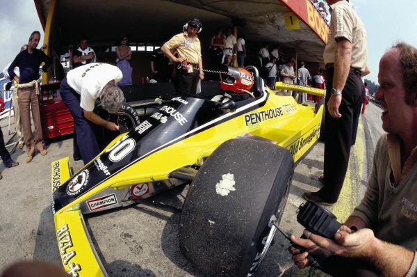 Rupert Keegan, Williams FW07 Ford.