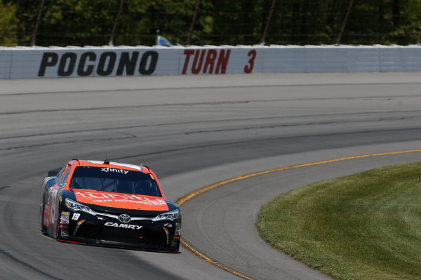 NASCAR XFINITY Series Pocono Green 250 Pocono Raceway, Long Pond, PA USA Friday 9 June 2017 Matt Tifft, Tunity Toyota Camry World Copyright: Matthew T. Thacker LAT Images ref: Digital Image 17POC1mt1178
