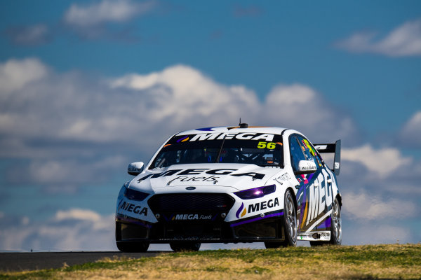2017 Supercars Championship Round 9.  Sydney SuperSprint, Sydney Motorsport Park, Eastern Creek, Australia. Friday 18th August to Sunday 20th August 2017. Jason Bright, Prodrive Racing Australia Ford.  World Copyright: Daniel Kalisz/LAT Images Ref: Digital Image 190817_VASCR9_DKIMG_3292.jpg