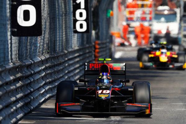 2017 FIA Formula 2 Round 3. Monte Carlo, Monaco. Saturday 27 May 2017. Johnny Cecotto Jr. (VEN, Rapax)  Photo: Zak Mauger/FIA Formula 2. ref: Digital Image _31I9529
