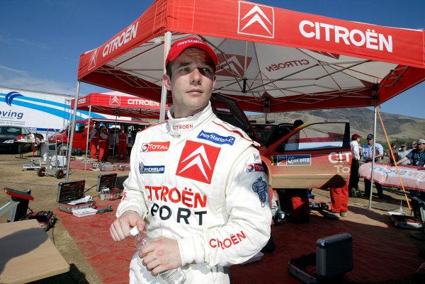 2004 FIA World Rally Champs. Round three, Corona Rally Mexico.11th-14th March 2004.Sebastien Loeb, Citroen, portrait.World Copyright: McKlein/LAT