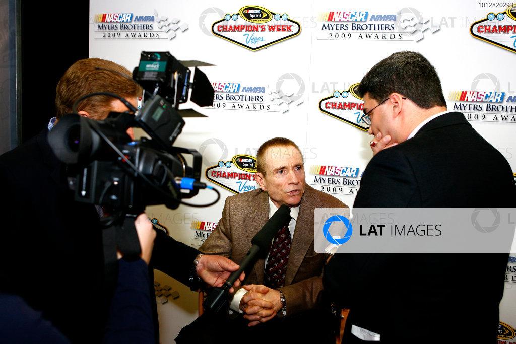 2009 NASCAR Champions Week Awards Banquet