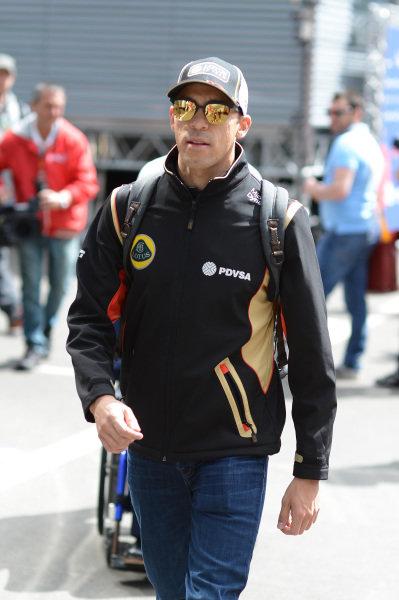 Pastor Maldonado (VEN) Lotus E23 Hybrid at Formula One World Championship, Rd8, Austrian Grand Prix, Race, Spielberg, Austria, Sunday 21 June 2015.