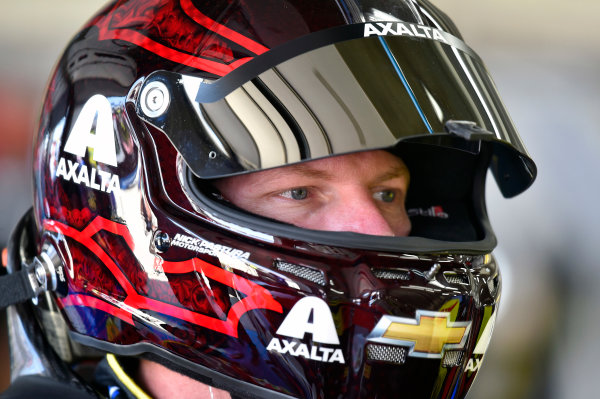 Monster Energy NASCAR Cup Series Monster Energy NASCAR All-Star Race Charlotte Motor Speedway, Concord, NC USA Friday 19 May 2017 Dale Earnhardt Jr, Hendrick Motorsports, Axalta Chevrolet SS World Copyright: Nigel Kinrade LAT Images ref: Digital Image 17CLT1nk02421