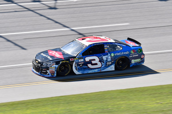 Monster Energy NASCAR Cup Series GEICO 500 Talladega Superspeedway, Talladega, AL USA Saturday 6 May 2017 Austin Dillon, Richard Childress Racing, Dow Intellifresh Chevrolet SS World Copyright: John K Harrelson LAT Images ref: Digital Image 17TAL1jh_02146