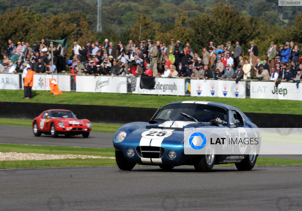 2011 Goodwood Revival Race Meeting