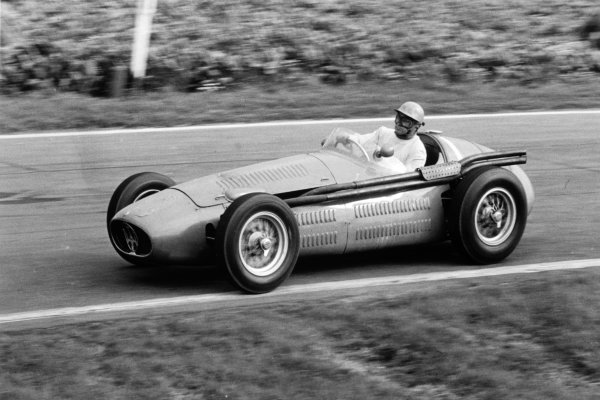 1954 Goodwood Trophy.