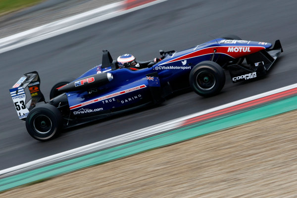 2017 British Formula 3 International Series Nurburgring Germany 20th 22nd September