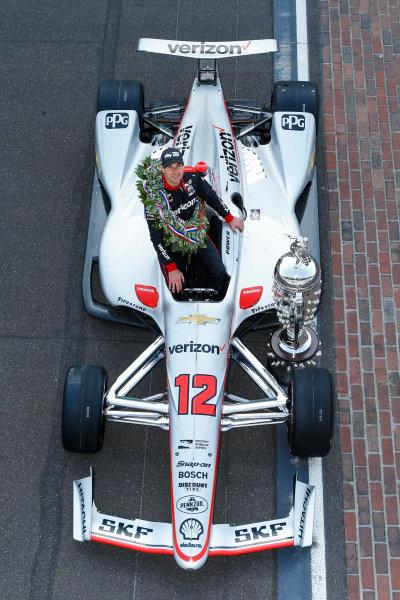 Winner, Will Power, Team Penske Chevrolet