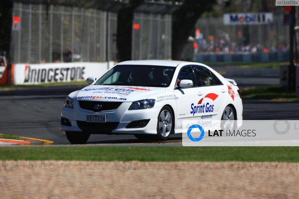 2009 Australian Grand Prix - Support Races