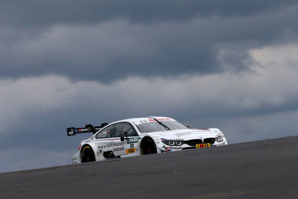 2014 DTM Championship Round 7 - Nurburgring, Germany 15th - 17th August 2014 Martin Tomczyk (GER) BMW Team Schnitzer BMW M4 DTM World Copyright: XPB Images / LAT Photographic  ref: Digital Image 3257336_HiRes