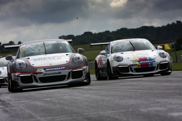 2017 Porsche Carrera Cup GB,  Snetterton. 29th-30th July 2017, Charlie Eastwood (GBR) Redline Racing Porsche Carrera Cup World copyright. JEP/LAT Photographic