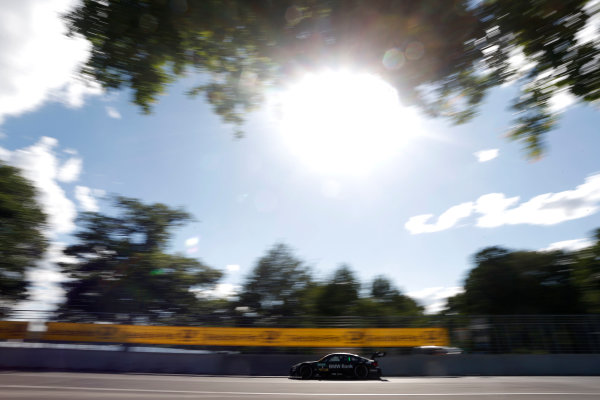 2017 DTM Round 4 Norisring, Nuremburg, Germany Friday 30 June 2017. Bruno Spengler, BMW Team RBM, BMW M4 DTM World Copyright: Alexander Trienitz/LAT Images ref: Digital Image 2017-DTM-R4-NOR-AT2-0762
