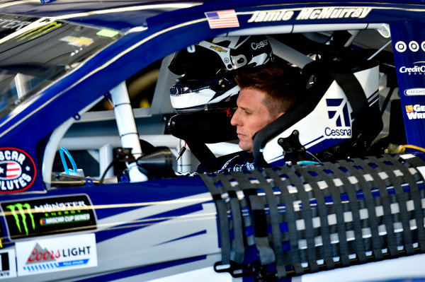 Monster Energy NASCAR Cup Series Toyota/Save Mart 350 Sonoma Raceway, Sonoma, CA USA Friday 23 June 2017 Jamie McMurray, Chip Ganassi Racing, Cessna Chevrolet SS World Copyright: Rusty Jarrett LAT Images