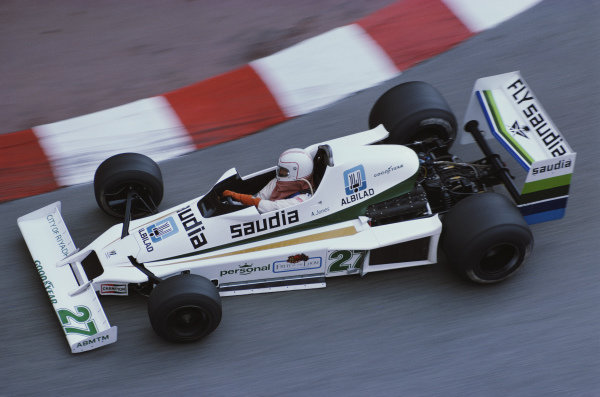Alan Jones, Williams FW06 Ford.