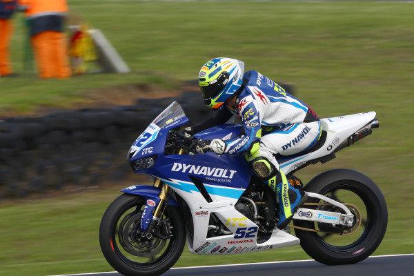 Patrick Hobelsberger, Dynavolt Honda.
