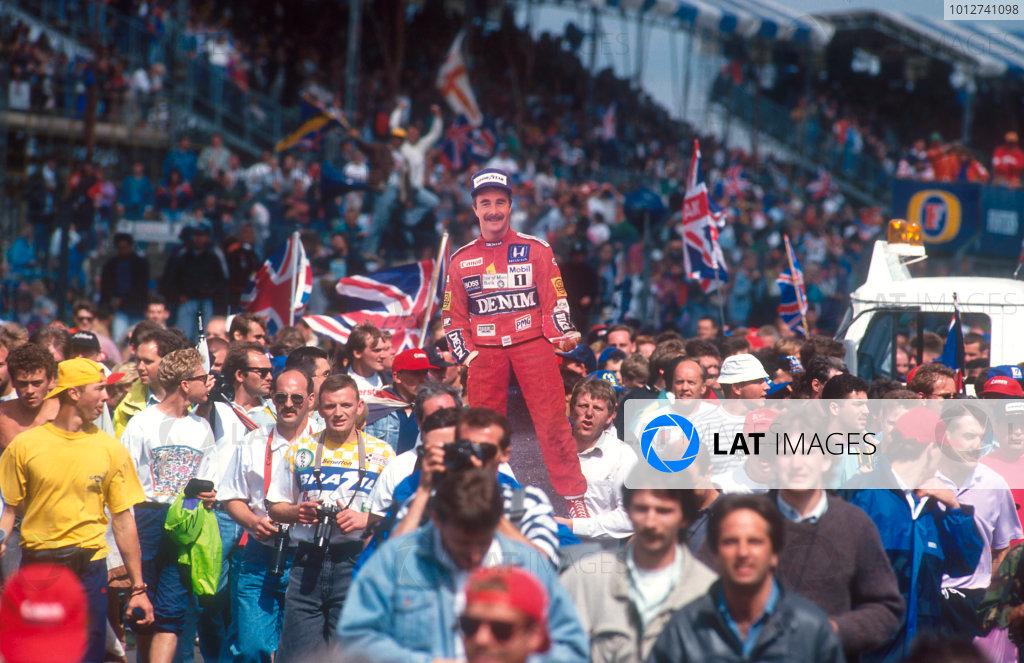 1992 British Grand Prix  : 1992 Photo