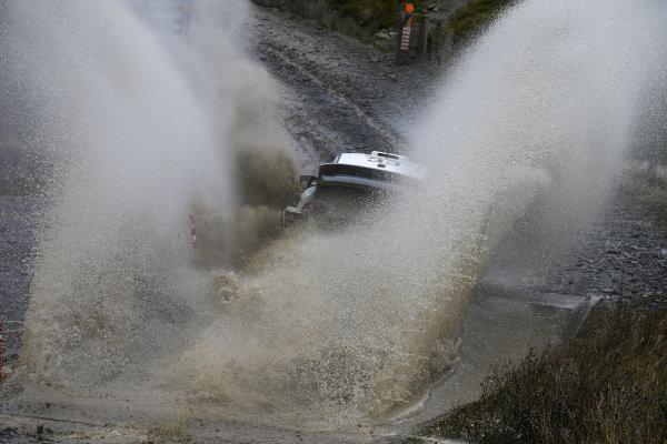 Elfyn Evans (GB), M-Sport Ford WRT, Ford Fiesta WRC 2019