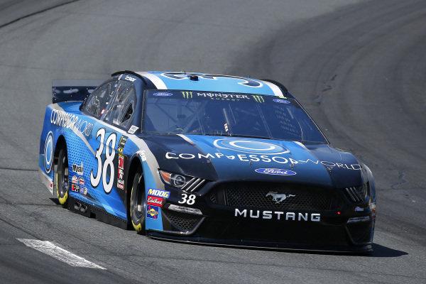 #38: David Ragan, Front Row Motorsports, Ford Mustang Compressor World
