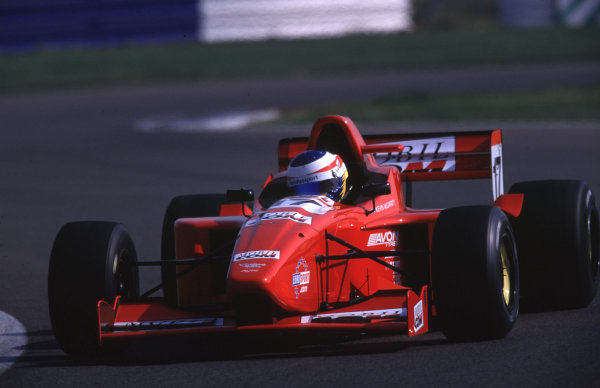 Silverstone, England. 22-23/3/2000. Kevin McGarrity, Nordic Racing. World Copyright: LAT Photographic.